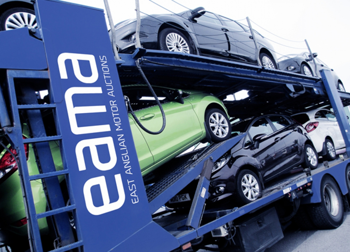 EAMA Lorry carrying vehicles